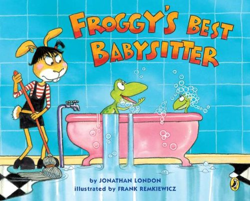 Froggy's Best Babysitter 9780142418994