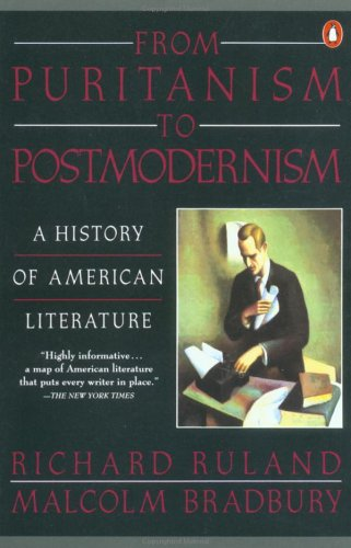 From Puritanism to Postmodernism: A History of American Literature 9780140144352