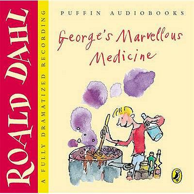 George's Marvellous Medicine 9780141805955