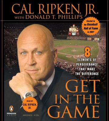 Get in the Game: 8 Elements of Perseverance That Make the Difference 9780143141815