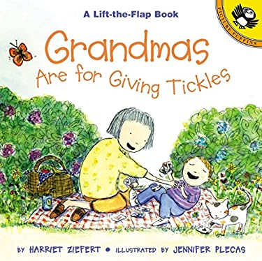 Grandmas Are for Giving Tickles 9780140567182