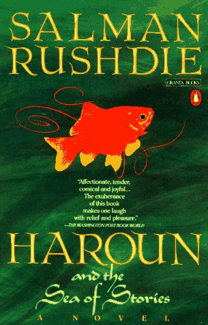 Haroun and the Sea of Stories 9780140157376