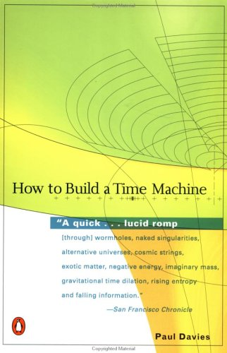 How to Build a Time Machine 9780142001868