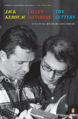 Jack Kerouac and Allen Ginsberg: The Letters 9780143119548