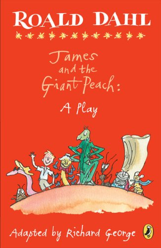 James and the giant peach by roald dahl richard r george reviews