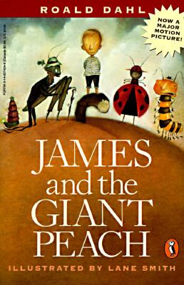 James and the Giant Peach: A Children's Story 9780140374247
