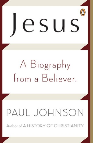 Jesus: A Biography from a Believer 9780143118770