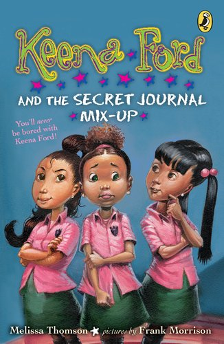 Keena Ford and the Secret Journal Mix-Up 9780142419373