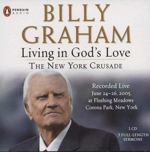 Living in God's Love Unabridged CD 9780143058557