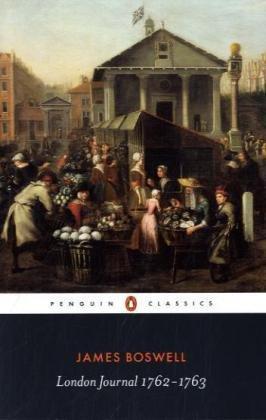 London Journal, 1762-1763