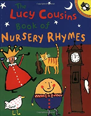 Lucy Cousins' Book of Nursery Rhymes 9780140564952