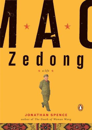 Mao Zedong: A Penguin Life 9780143037729