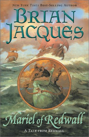 Mariel of Redwall by Brian Jacques, Gary Chalk