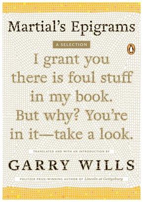 Martial's Epigrams: A Selection 9780143116271