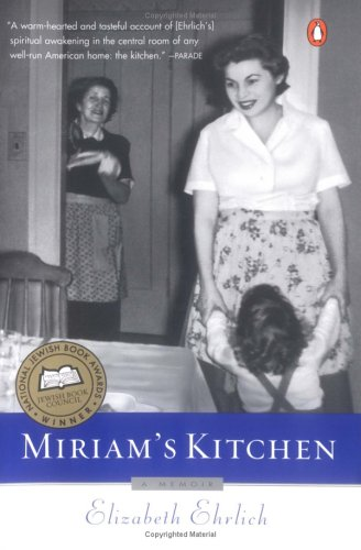 Miriam's Kitchen: A Memoir 9780140267594