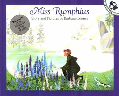 Miss Rumphius: Story and Pictures 9780140505399