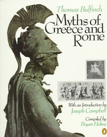 Myths of Greece and Rome 9780140056433