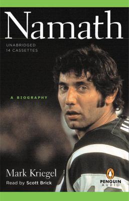 Namath: A Biography 9780142800744