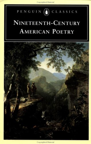Nineteenth-Century American Poetry 9780140435870