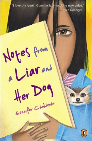 Notes from a Liar and Her Dog 9780142500682