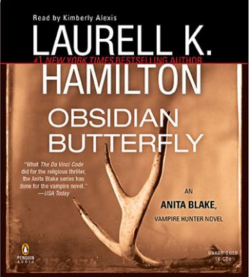 Obsidian Butterfly 9780143144090