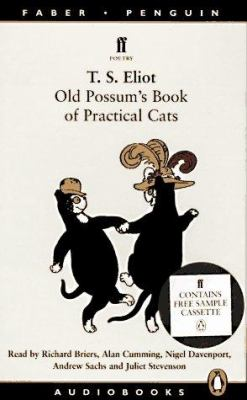 Old Possum's Book of Practical Cats 9780140864120