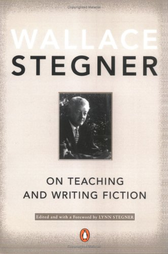 On Teaching and Writing Fiction 9780142001479