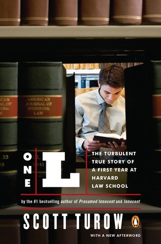 One L: The Turbulent True Story of a First Year at Harvard Law School 9780143119029