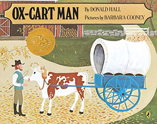 Ox-Cart Man 9780140504415