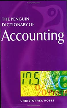 Penguin Dictionary of Accounting 9780140514889
