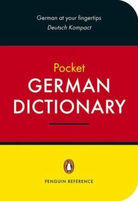 Penguin Pocket German Dictionary: English-Deutsch; German-Englisch