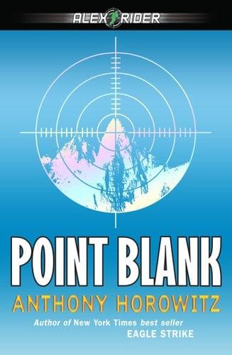 Point Blank by Anthony Horowitz