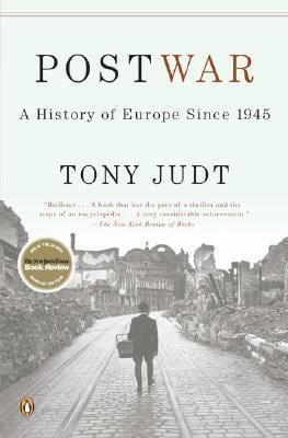 Postwar: A History of Europe Since 1945 9780143037750