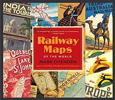 Railway Maps of the World 9780143122401