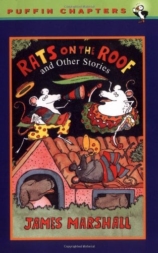 Rats on the Roof 9780140386462