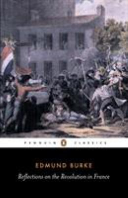 Reflections on the Revolution in France 9780140432046