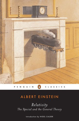 Relativity: The Special and the General Theory 9780143039822