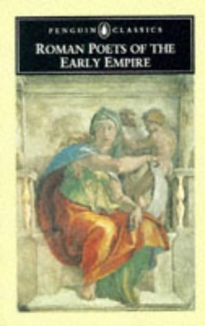 Roman Poets of the Early Empire 9780140445442
