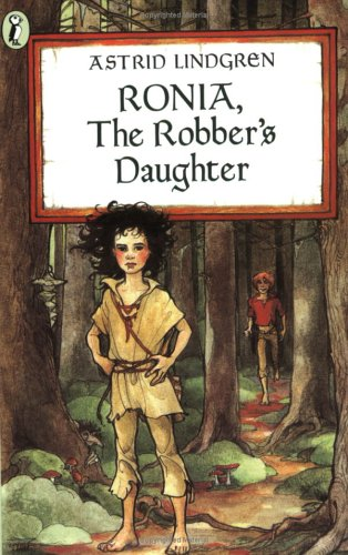 Ronia, the Robber's Daughter by Astrid Lindgren, Patricia Crampton