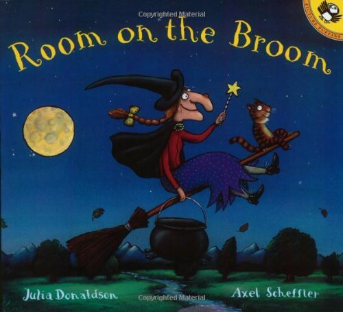 Room on the Broom 9780142501122