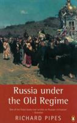 Russia Under the Old Regime: Second Edition 9780140247688