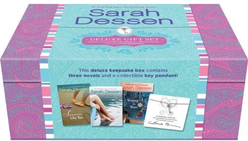 Sarah Dessen Deluxe Gift Set (3 Books + Keepsake Charm) 9780142417287