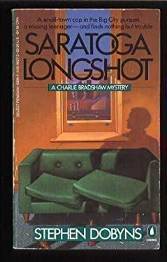Saratoga Longshot : A Charlie Bradshaw Mystery