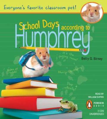 School Days According to Humphrey 9780142429150
