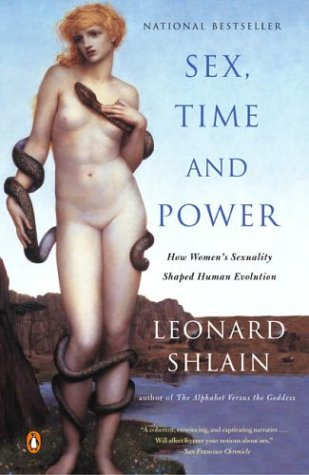 Sex, Time, and Power: How Women's Sexuality Shaped Human Evolution 9780142004678