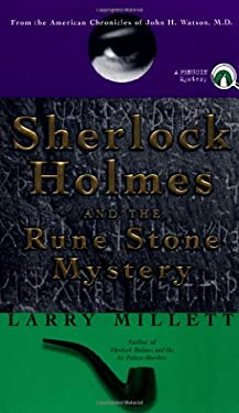 Sherlock Holmes and the Rune Stone Mystery 9780140296457