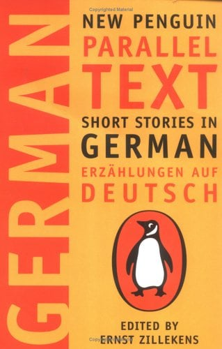 Short Stories in German, Erzahlungen Auf Deutsch: New Penguin Parallel Text 9780140265422