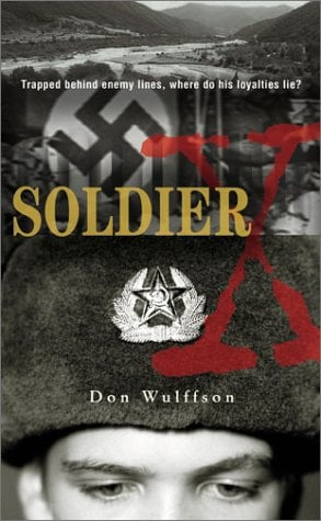 soldier x book look at essay