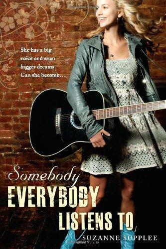 Somebody Everybody Listens to 9780142418864