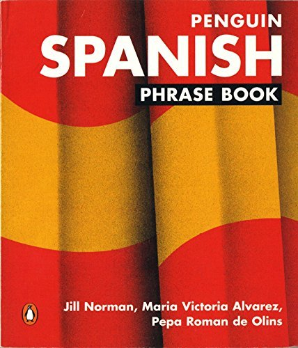 Spanish Phrase Book: New Edition 9780140099362